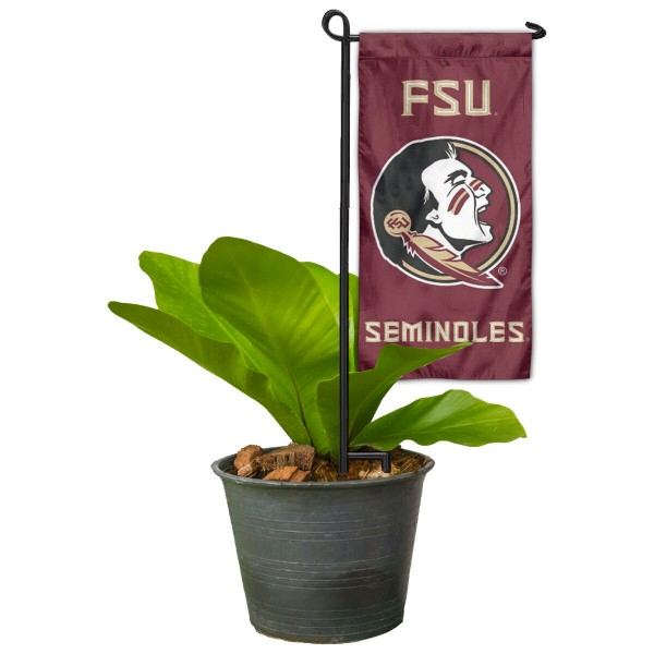 FSU Seminoles Mini Garden Flag Marker