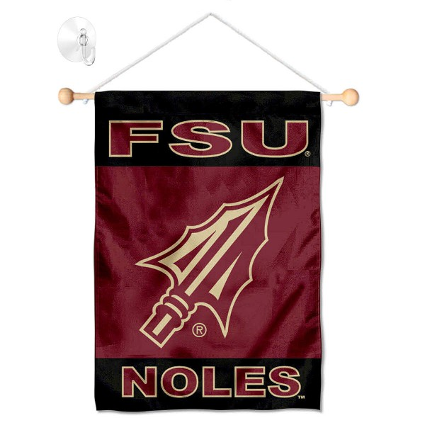 FSU Seminoles Small Wall and Window Banner