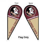 FSU Seminoles Teardrop Flag