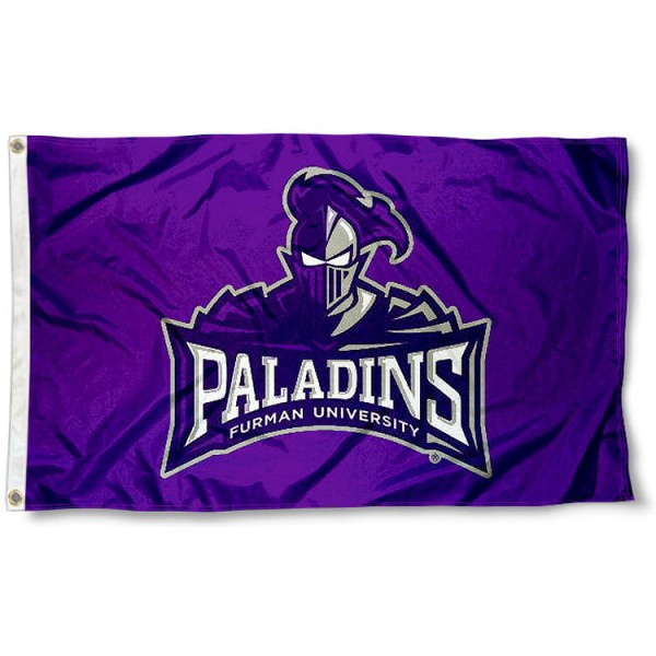 Furman Paladins Flag