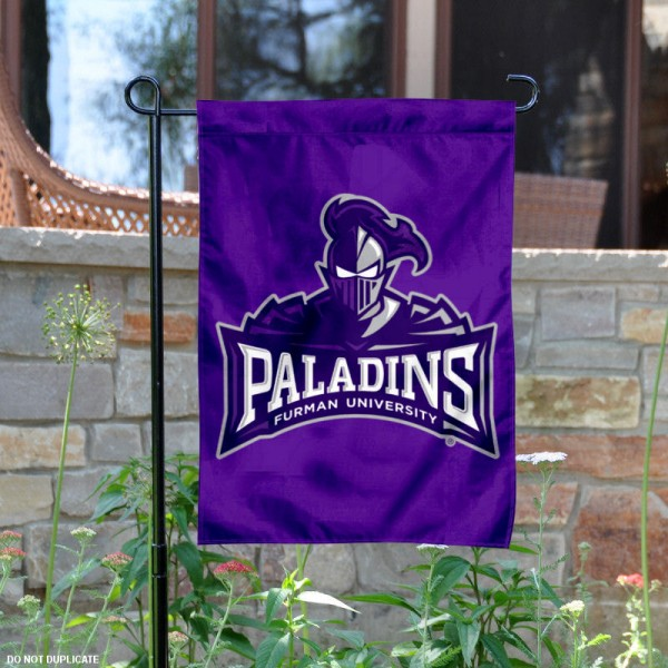 Furman Paladins Garden Flag