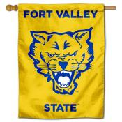 FVSU Wildcats Banner Flag