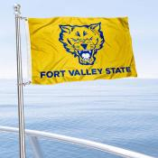 FVSU Wildcats Boat Nautical Flag