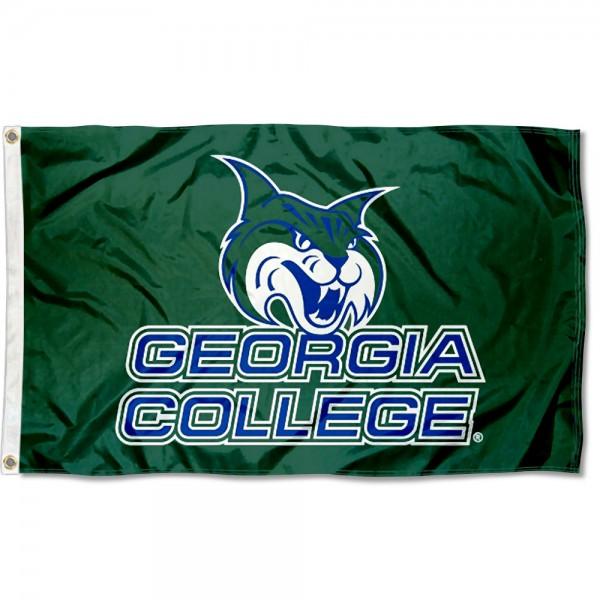 GCSU Bobcats 3x5 Flag