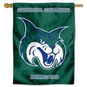 GCSU Bobcats Banner Flag