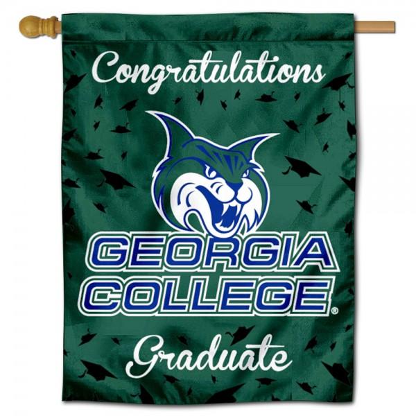 GCSU Bobcats Graduation Banner