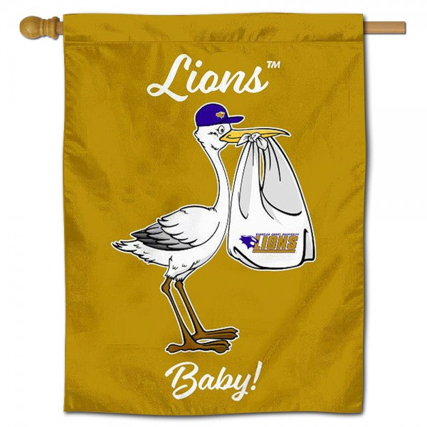GCU Lions New Baby Banner