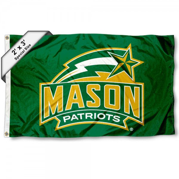 George Mason Patriots 2x3 Flag