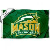 George Mason Patriots 2x3 Flag