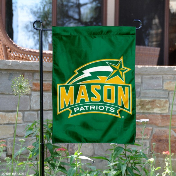 George Mason Patriots Garden Flag