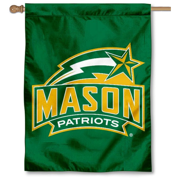 George Mason Patriots House Flag