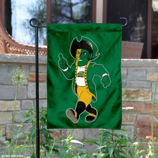"George Mason ""The Patriot"" Garden Flag"
