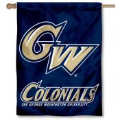 George Washington Colonials House Flag
