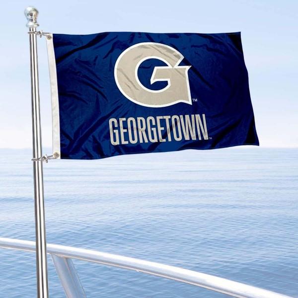 Georgetown Boat Nautical Flag