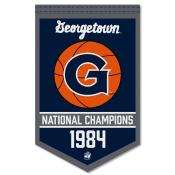 Georgetown College Basketball National Champions Banner