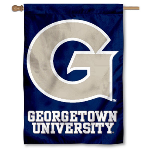 Georgetown House Flag