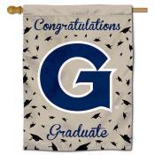 Georgetown Hoyas Graduation Banner