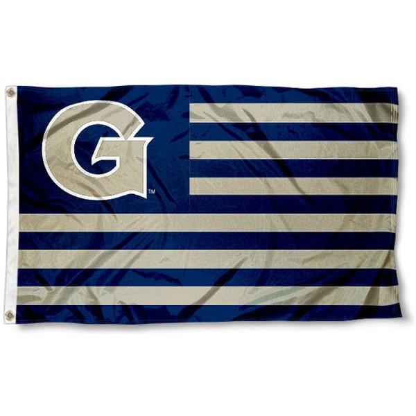 Georgetown Hoyas Nation Flag