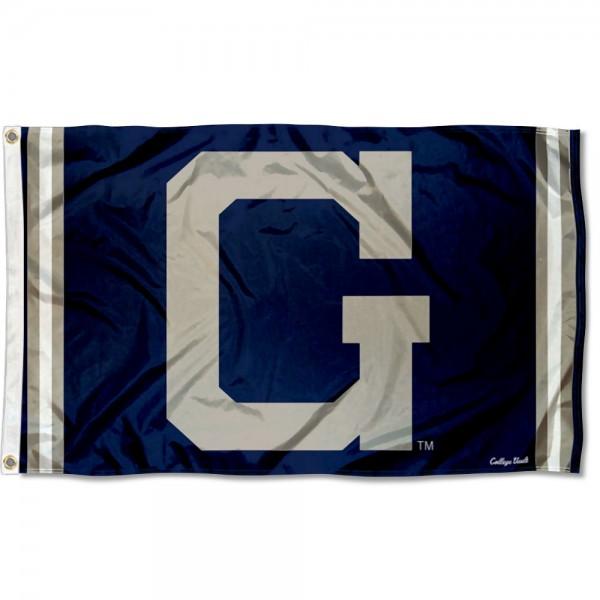 Georgetown Hoyas Retro Vintage 3x5 Feet Banner Flag