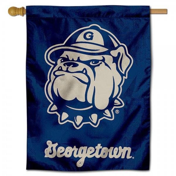 Georgetown Polyester House Flag