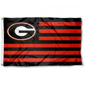 Georgia Bulldog Nation Flag