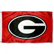 Georgia Bulldogs Flag
