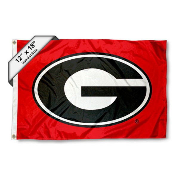 Georgia Bulldogs Mini Flag