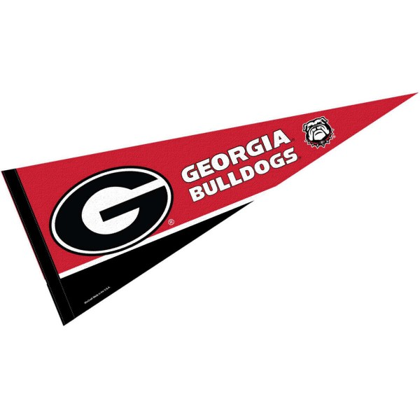Georgia Bulldogs Pennant