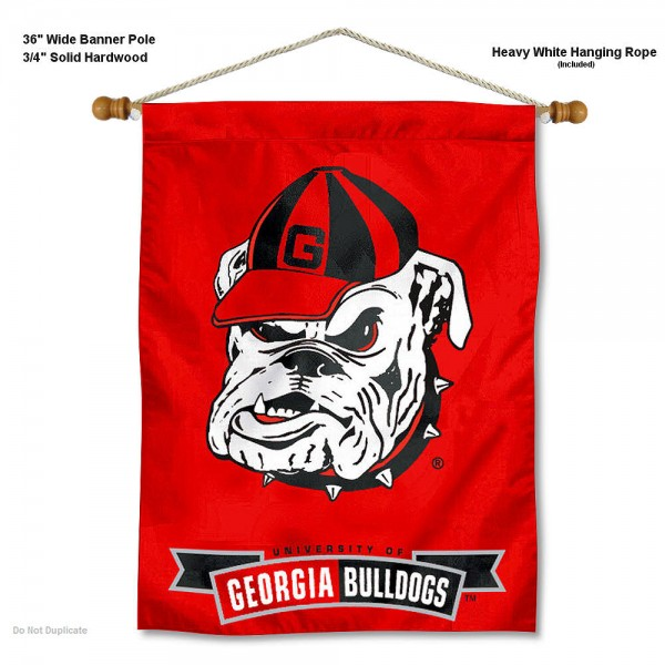 Georgia Bulldogs Wall Hanging