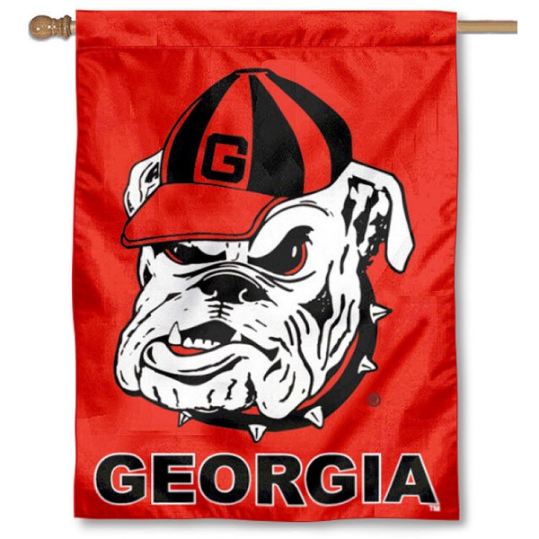 Georgia Dawgs Banner Flag