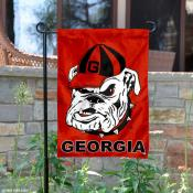 Georgia Dawgs Garden Flag