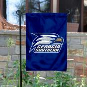 Georgia Southern Blue Garden Flag