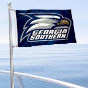 Georgia Southern Boat Nautical Flag
