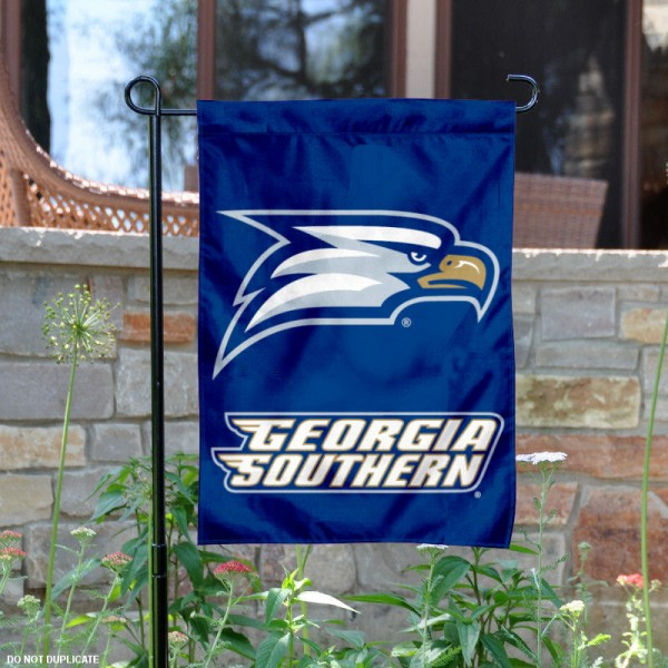 Georgia Southern Eagles Garden Flag
