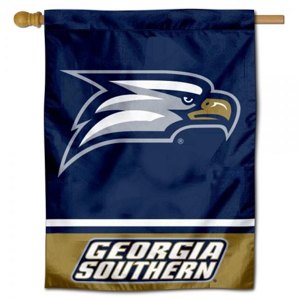 Georgia Southern House Flag