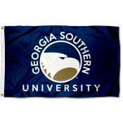 Georgia Southern Logo Outdoor Flag
