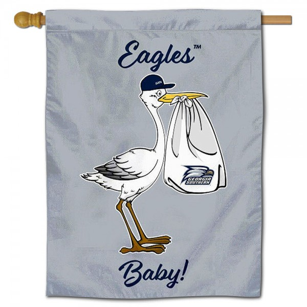 Georgia Southern New Baby Banner
