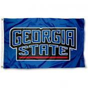 Georgia State Logo Flag