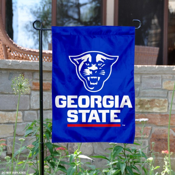 Georgia State Panthers Garden Flag