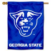 Georgia State Panthers House Flag