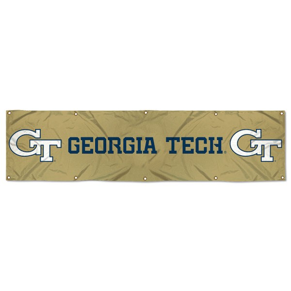 Georgia Tech 2x8 Banner