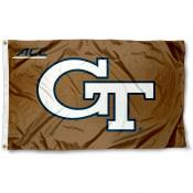 Georgia Tech ACC Flag