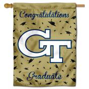 Georgia Tech Graduation Banner