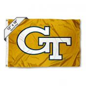 Georgia Tech Mini Flag