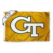 Georgia Tech Mini Flag