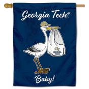 Georgia Tech New Baby Banner