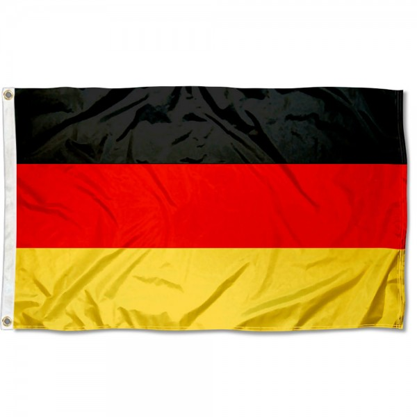 Germany Country 3x5 Polyester Flag
