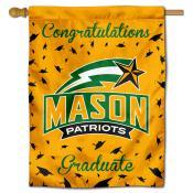 GMU Patriots Graduation Banner