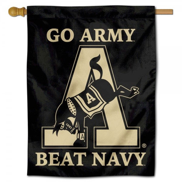Go Army Beat Navy Banner Flag