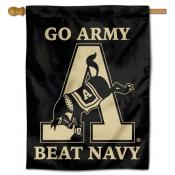 Go Army Beat Navy Banner Flag